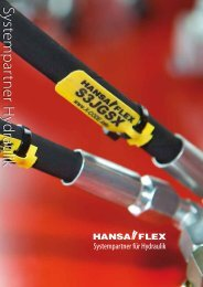 Systempartner H ydraulik - Hansa Flex