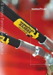 Il Vostro Partner per l'idraulica - Hansa Flex
