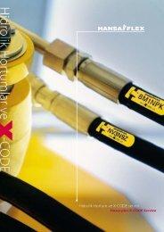 Hidrolik Hortum ve X-CODE servisi - Hansa Flex