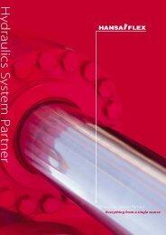 Hydraulics System Partner - Hansa Flex