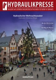 Hydraulikpresse 4/2011 (doppelseitig) - Hansa Flex