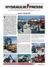 18. und 19. März 2004 - Hansa Flex