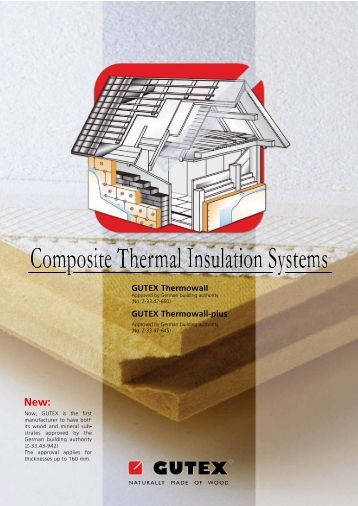 Composite Thermal Insulation Systems (1.53 MB)