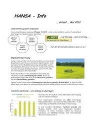 Rundschreiben 1 Mai 2012 - HANSA Landhandel
