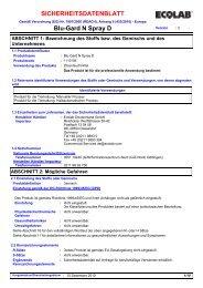 Blu-Gard N Spray D - HANSA Landhandel