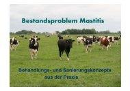 Dr. Franz Josef Siepelmeyer - Mastitis - HANSA Landhandel