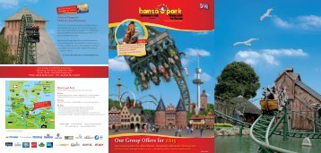 Group Offers 2013 (EN, PDF, 3.5 MB) - hansa-park bestager
