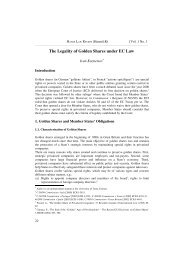 Article - Hanse Law Review