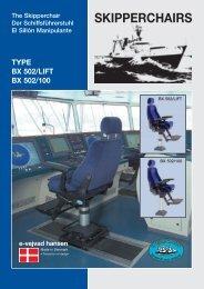 Type BX 502/100 + BX 502/Lift - Hansenchairs.com