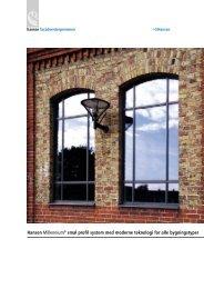 Hansen Millennium brochure - 2009 - HSHansen - Hansen Group