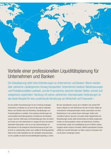 Vorteile einer professionellen Liquiditätsplanung ... - Hanse Orga AG