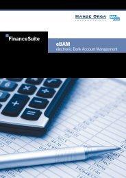 FinanceSuite eBAM - Hanse Orga AG