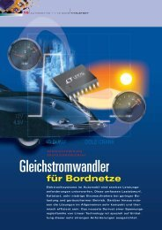Gleichstromwandler - HANSER automotive