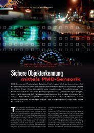 Sichere Objekterkennung - HANSER automotive