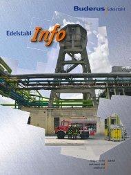 Info 2 2007 engisch:info 2 2007 - Buderus Edelstahl Gmbh
