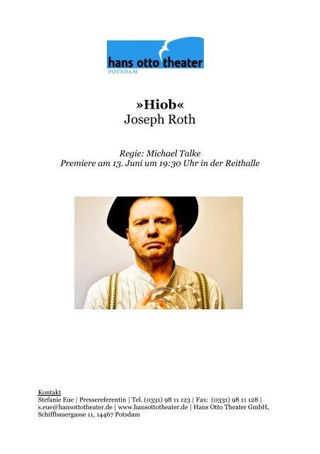 Download PDF ↓ Datei: 362 KB - Hans Otto Theater