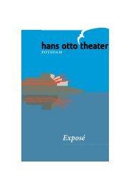 Exposé - Hans Otto Theater