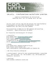 COM.UNITY_Programm_26.4 - jannis androutsopoulos