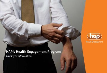 HAP's Health Engagement Program - Hap.org