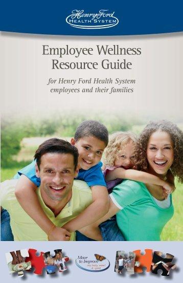 Employee Wellness Resource Guide - Hap.org