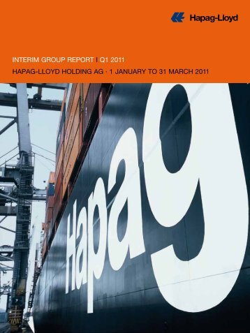 Open print version - Hapag-Lloyd