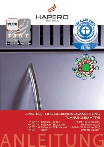 Anleitung - Hapero