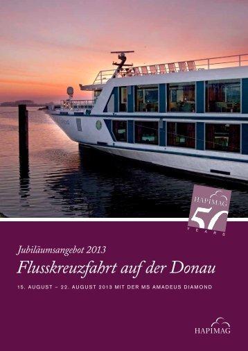 Flusskreuzfahrt auf der Donau - Hapimag