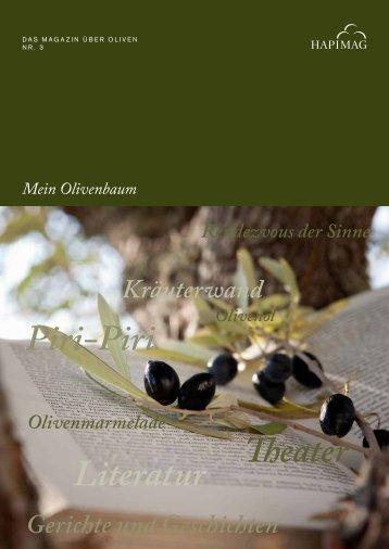Mein Olivenbaum - Hapimag