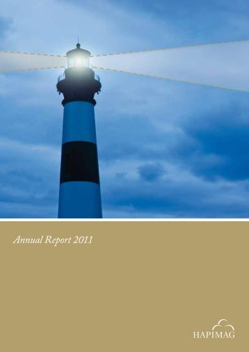 Annual Report 2011 - Hapimag