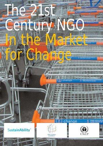 21st Century NGO - Erb Institute