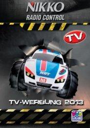 Salesfolder TV-Werbung.indd - Happy People GmbH & Co. KG