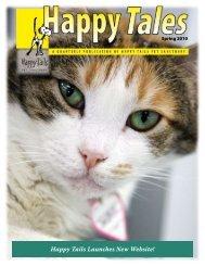 Spring 2010 - Happy Tails - Pet Sanctuary