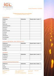Checkliste Finanzierung von Veranstaltungen.pdf - HappyTime24.de