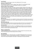Dansk brugsanvisning - Harald Nyborg - Page 4