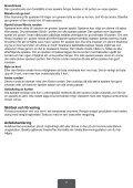 Dansk brugsanvisning - Harald Nyborg - Page 7