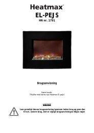 Manual 1791 - Harald Nyborg