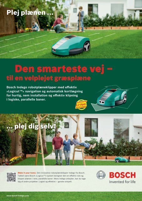 Indego - produktbeskrivelse - Harald Nyborg