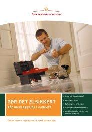 GøR det elSikkeRt - Harald Nyborg