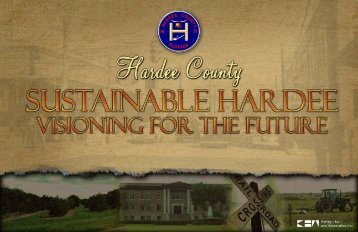 Visioning Final Document 1/23/2013 (full version) - Hardee County