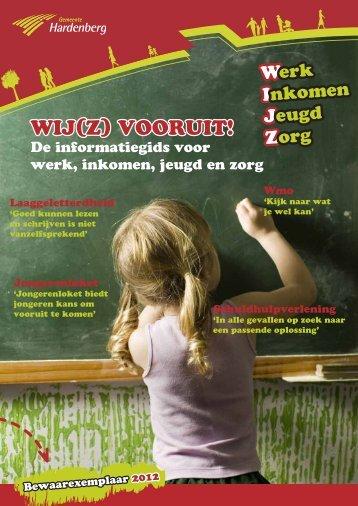 Informatiegids WIJ(Z) Vooruit (PDF, 4,7 MB - Gemeente Hardenberg