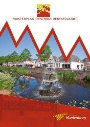 Masterplan Centrum Dedemsvaart (PDF, 13 MB) - Gemeente ...