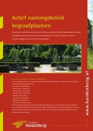 Brochure (PDF, 416 kB) - Gemeente Hardenberg