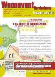 WooneventHardenberg - Gemeente Hardenberg