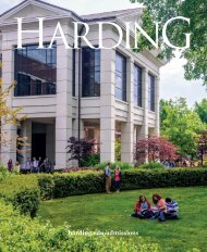 Download the current Viewbook - Harding University