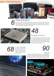 Notebooks Pssst! Doppelte Power? Gaming-Systeme - Hardwareluxx