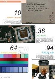 Das Inhaltsverzeichnis der Ausgabe 04-2008 (PDF ... - Hardwareluxx