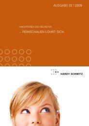 reinschauen lohnt sich. ausgabe 02 i 2009 - Hardy Schmitz Shop