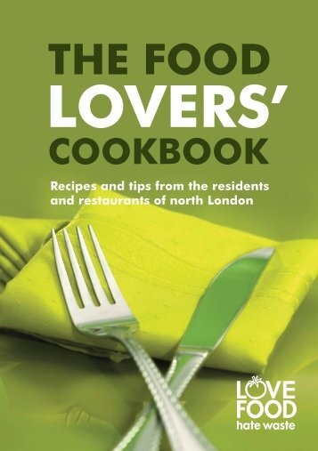 The Food Lovers Cookbook