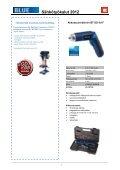 Sähkötyökalut 2012 - Kauppahuone Harju Oy - Page 2