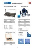 Sähkötyökalut 2012 - Kauppahuone Harju Oy - Page 7